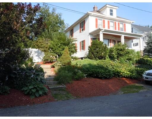 واحد منزل الأسرة للـ Sale في 100 Elizabeth Street 100 Elizabeth Street Fitchburg, Massachusetts 01420 United States