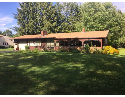 Single Family Home for Sale at 30 North Hatfield Road Hatfield, Massachusetts 01038 United States
