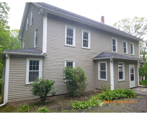 Single Family Home for Sale at 101 Podunk Road 101 Podunk Road East Brookfield, Massachusetts 01515 United States