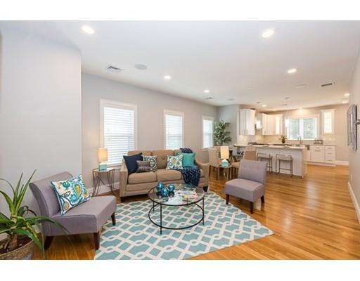 Condominio por un Venta en 152 Powder House Blvd 152 Powder House Blvd Somerville, Massachusetts 02144 Estados Unidos