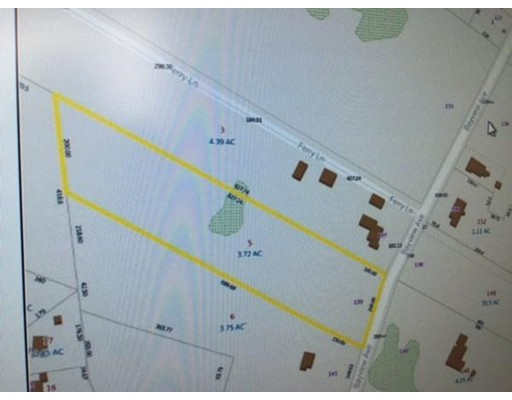Land for Sale at 139 Bayview Avenue Berkley, 02779 United States