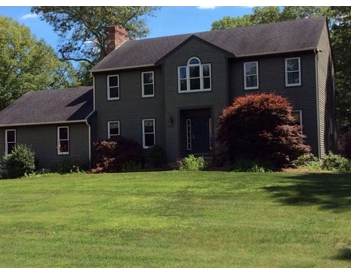 Casa Unifamiliar por un Venta en 5 Williamsfield Lane Rehoboth, Massachusetts 02769 Estados Unidos