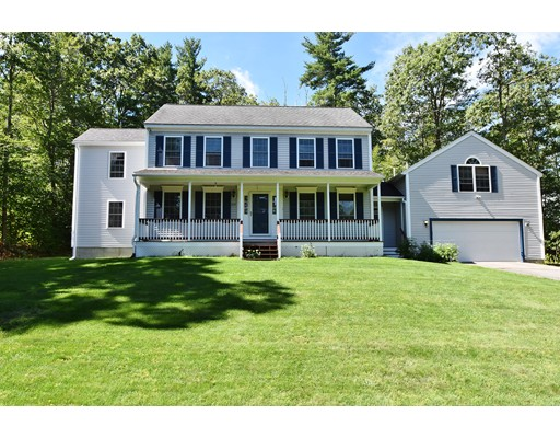 Single Family Home for Sale at 317 Hubbardston Road Templeton, Massachusetts 01468 United States