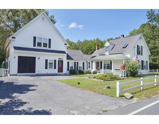 Maison unifamiliale pour l Vente à 50 Mill Road 50 Mill Road Kingston, New Hampshire 03848 États-Unis