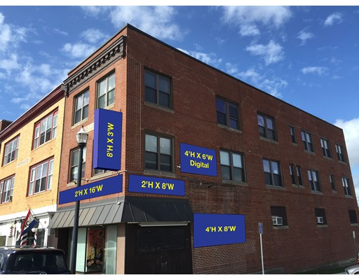 Commercial للـ Rent في 299 Main Street 299 Main Street Webster, Massachusetts 01570 United States