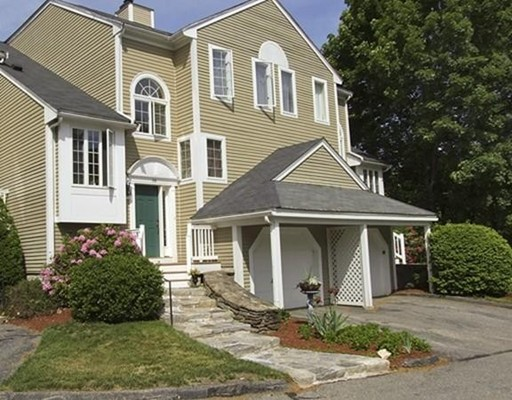 Condominium for Sale at 105 Greenwich Court Worcester, Massachusetts 01609 United States