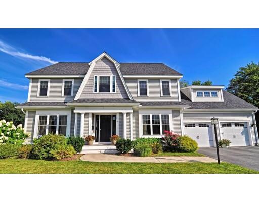 Частный односемейный дом для того Продажа на 17 Darling Drive 17 Darling Drive Woburn, Массачусетс 01801 Соединенные Штаты
