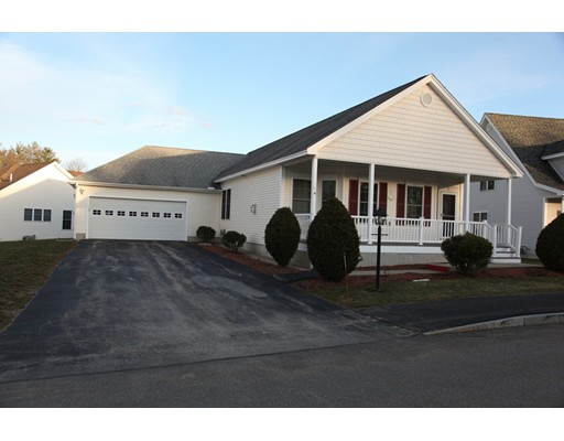 Single Family Home for Sale at 8 Plummer Drive 8 Plummer Drive Londonderry, New Hampshire 03053 United States
