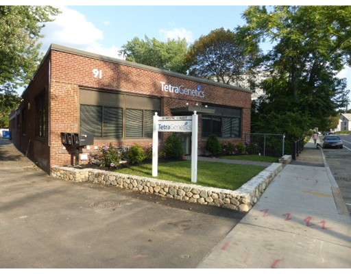 Commercial for Rent at 91 Mystic Street 91 Mystic Street Arlington, Massachusetts 02476 United States