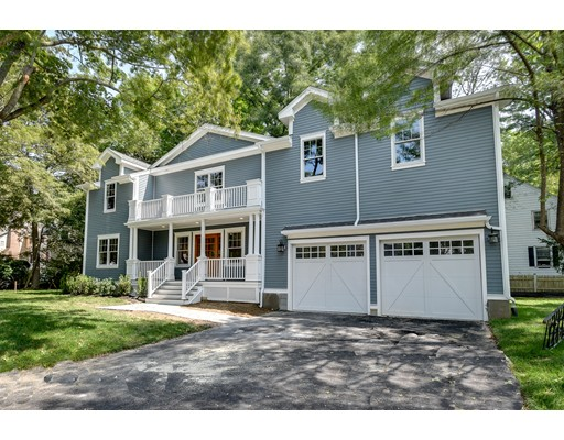 Single Family Home for Sale at 3 Lexington Road 3 Lexington Road Wellesley, Massachusetts 02482 United States