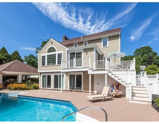 独户住宅 为 销售 在 22 Ketcham Lane 22 Ketcham Lane 韦茅斯, 马萨诸塞州 02190 美国