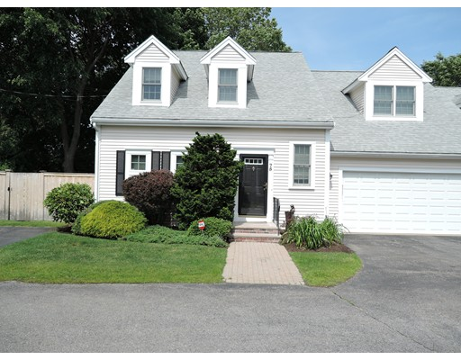 独户住宅 为 出租 在 75 Putnam Street Needham, 02494 美国