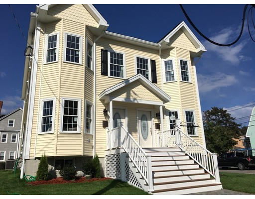 Condominium for Sale at 60 Metcalf Street Medford, Massachusetts 02155 United States