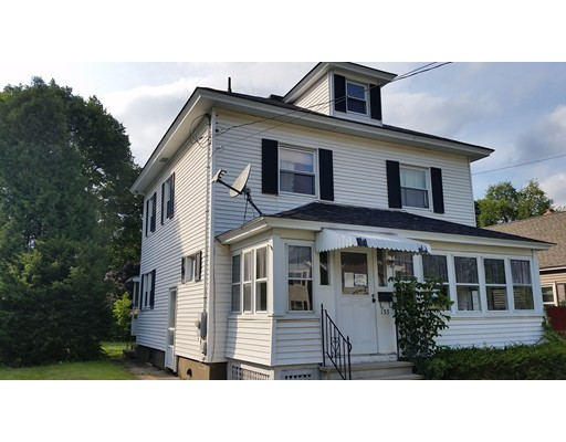 Single Family Home for Sale at 135 Newell Street 135 Newell Street Pittsfield, Massachusetts 01201 United States