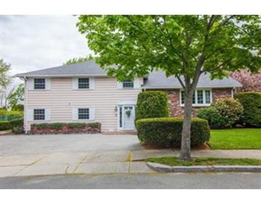 Casa Unifamiliar por un Alquiler en 23 Alden Avenue Stoneham, Massachusetts 02180 Estados Unidos