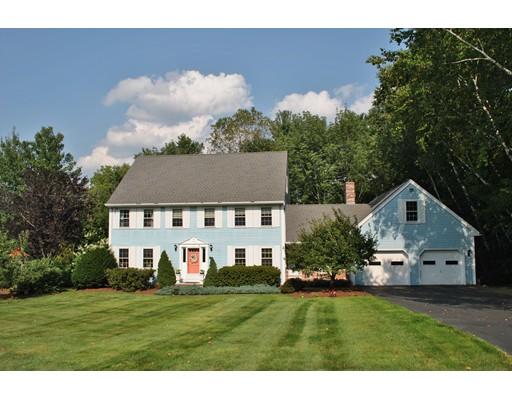 Casa Unifamiliar por un Venta en 4 Rosecliff Drive 4 Rosecliff Drive Nashua, Nueva Hampshire 03062 Estados Unidos