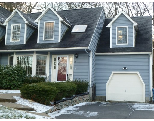 Townhouse for Rent at 63 Spencer Street #63 63 Spencer Street #63 Millis, Massachusetts 02054 United States