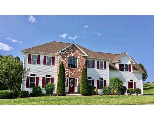 Casa Unifamiliar por un Venta en 41 Coyote Circle Agawam, Massachusetts 01030 Estados Unidos