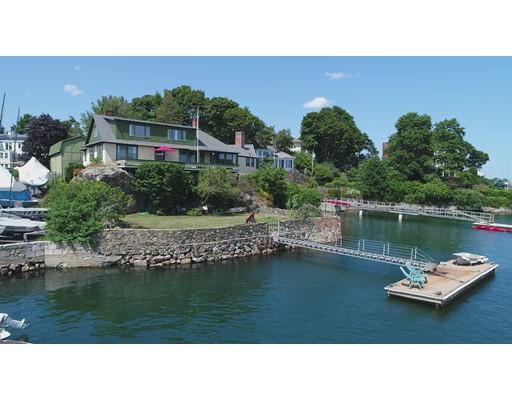 Maison unifamiliale pour l Vente à 7 Redstone Lane Marblehead, Massachusetts 01945 États-Unis