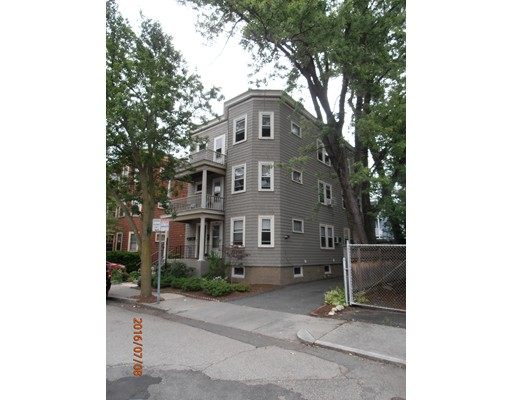 Single Family Home for Rent at 18 Camp Street Cambridge, Massachusetts 02140 United States