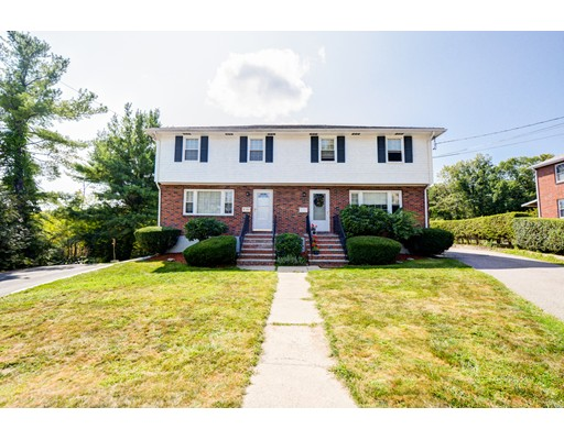 Condominium for Sale at 40 Mill Street Natick, Massachusetts 01760 United States