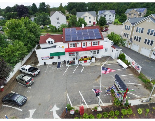 Commercial for Sale at 1173 W Boylston Street 1173 W Boylston Street Worcester, Massachusetts 01606 United States