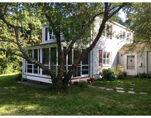 واحد منزل الأسرة للـ Rent في 3 Stanton Road 3 Stanton Road Cohasset, Massachusetts 02025 United States