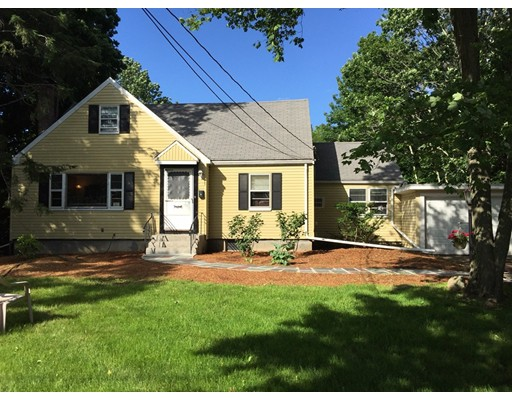 Single Family Home for Sale at 54 Mountain Street 54 Mountain Street Sharon, Massachusetts 02067 United States
