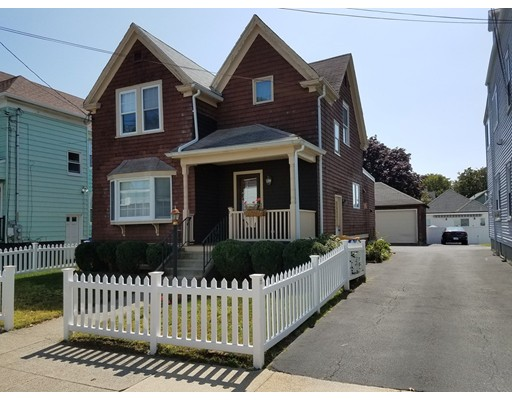 Single Family Home for Sale at 23 Centre Street Winthrop, Massachusetts 02152 United States