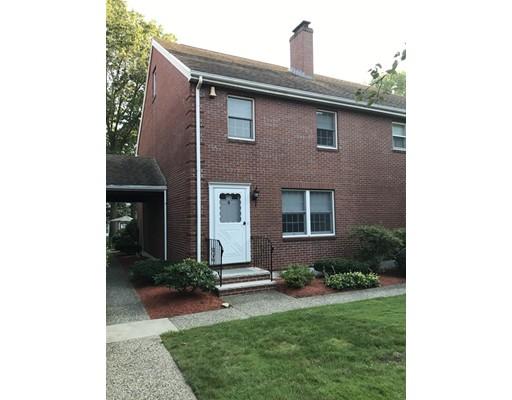 Single Family Home for Rent at 224 Park Street Stoneham, Massachusetts 02180 United States