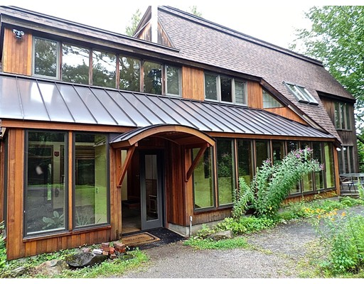 Single Family Home for Sale at 332 S Deerfield Road Conway, Massachusetts 01341 United States