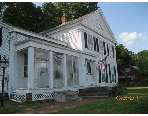 独户住宅 为 销售 在 268 South Westfield Street Agawam, 01001 美国