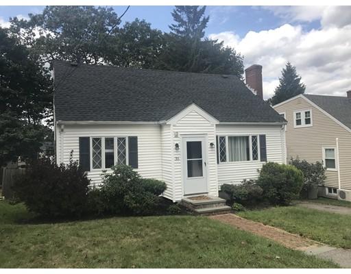 Maison unifamiliale pour l à louer à 35 Pratt Avenue Dedham, Massachusetts 02026 États-Unis