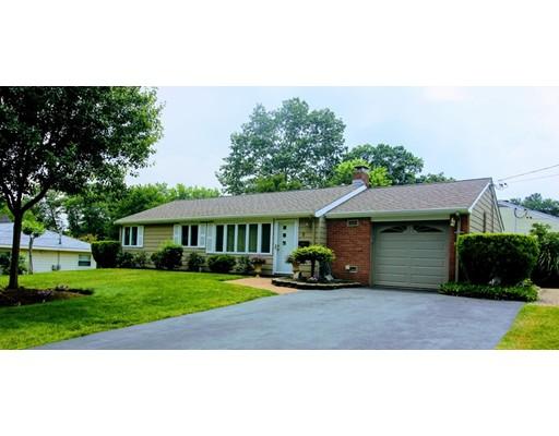独户住宅 为 出租 在 11 Fairfield Terrace 弗雷明汉, 马萨诸塞州 01701 美国