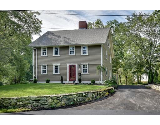 Casa Unifamiliar por un Venta en 85 Walpole Street 85 Walpole Street Dover, Massachusetts 02030 Estados Unidos
