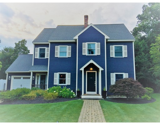 Single Family Home for Sale at 30 Linwood Street 30 Linwood Street Chelmsford, Massachusetts 01824 United States