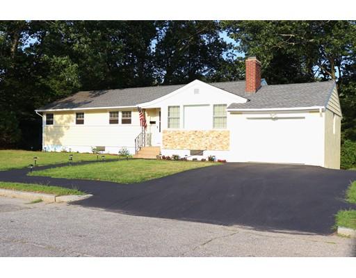 独户住宅 为 销售 在 24 Claridge Drive 伍斯特, 01602 美国