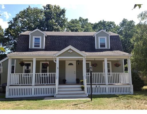 واحد منزل الأسرة للـ Sale في 5 Robert Road Peabody, Massachusetts 01960 United States