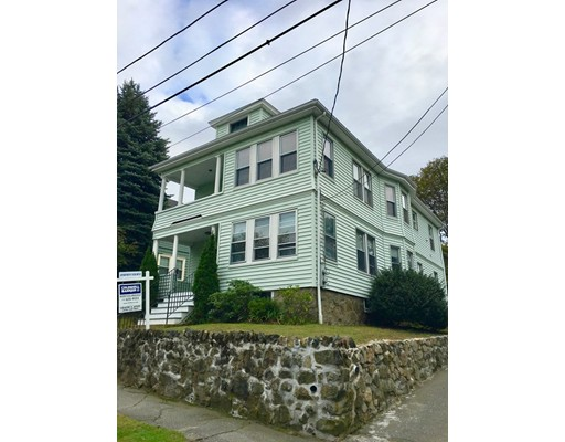 Single Family Home for Rent at 37 Suffolk Avenue Swampscott, Massachusetts 01907 United States