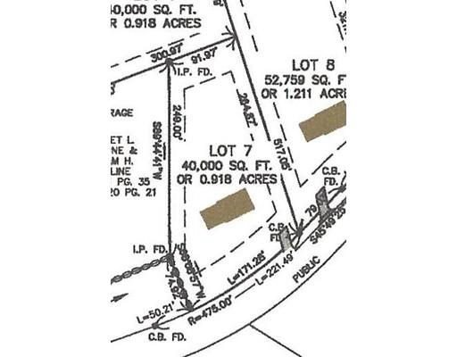 土地,用地 为 销售 在 7 Franklin 7 Franklin 贝尔彻敦, 马萨诸塞州 01007 美国