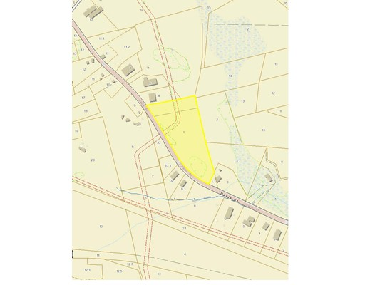 Land for Sale at 192 DAVIS STREET 192 DAVIS STREET Douglas, Massachusetts 01516 United States