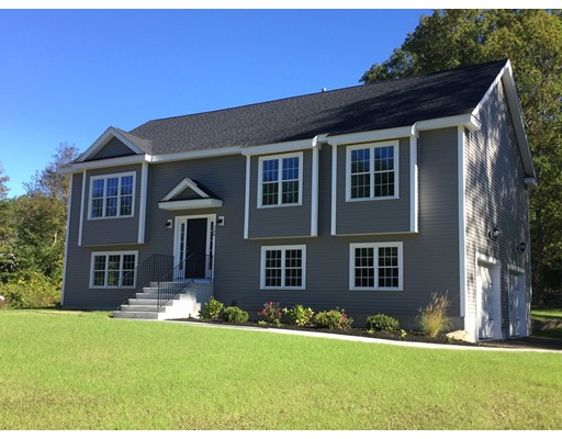 Maison unifamiliale pour l Vente à 166 Gulf Street 166 Gulf Street Shrewsbury, Massachusetts 01545 États-Unis