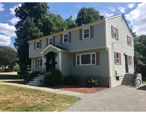 Single Family Home for Rent at 2 Bartlett Drive Woburn, Massachusetts 01801 United States