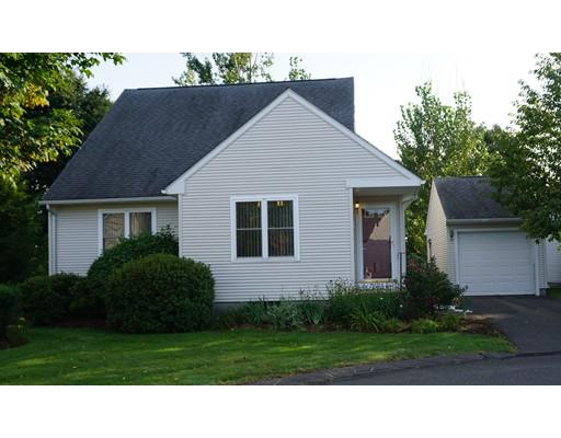 共管式独立产权公寓 为 销售 在 47 Richmond Way Chicopee, 马萨诸塞州 01022 美国