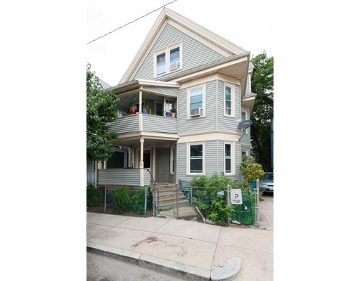 Additional photo for property listing at 46 Fowler Street 46 Fowler Street Boston, Massachusetts 02121 United States