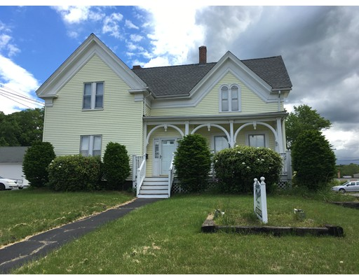 Single Family Home for Sale at 135 S Franklin Street Holbrook, Massachusetts 02343 United States