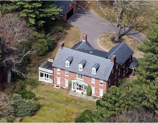 1 Whitehouse Ln, Weston, MA 02493
