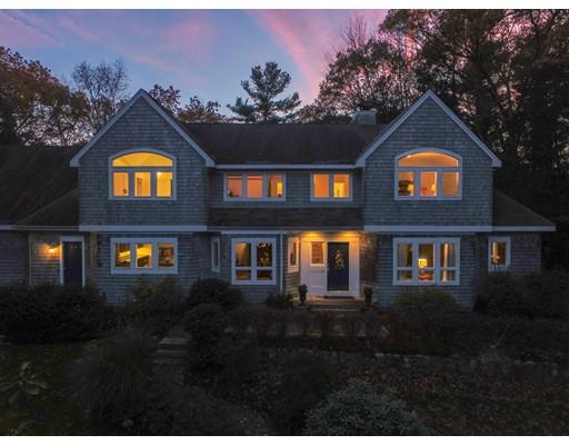 Single Family Home for Sale at 11 Cross Street Dover, Massachusetts 02030 United States