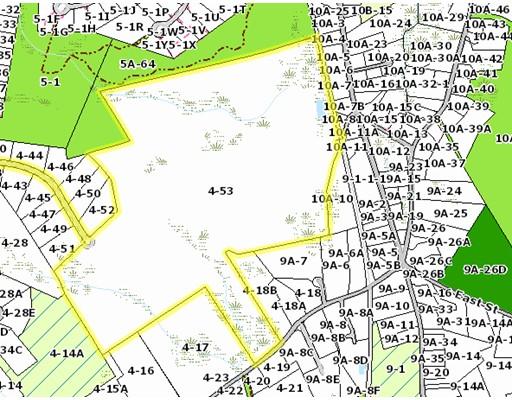 Terrain pour l Vente à Address Not Available Georgetown, Massachusetts 01833 États-Unis
