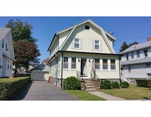 138 East Elm Avenue  is a similar property to 293 Franklin St  Quincy Ma